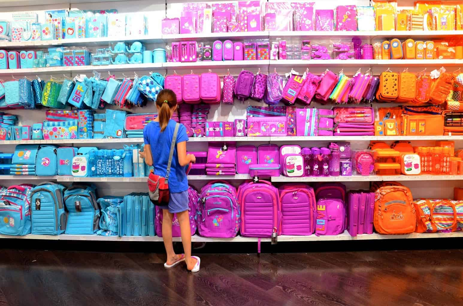 Smiggle Store