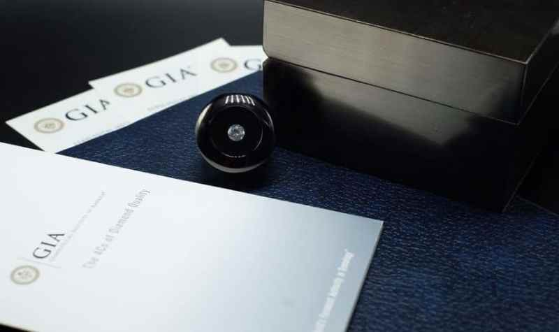 GIA Certificate