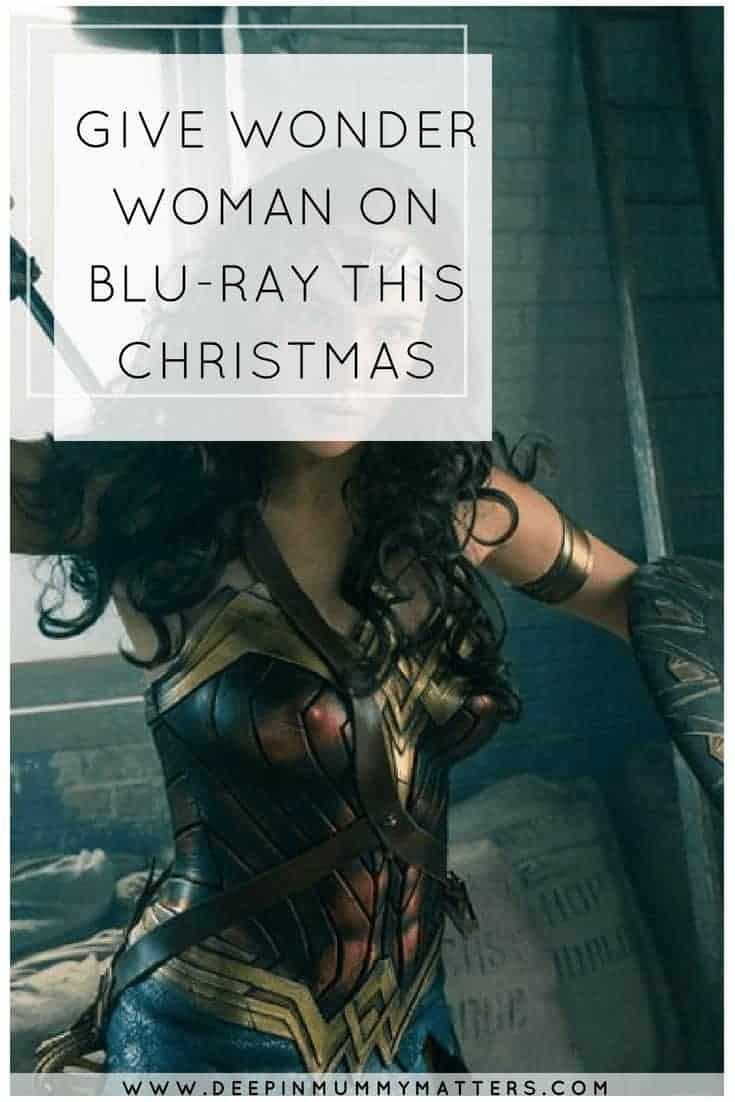 GIVE WONDER WOMAN ON BLU-RAY THIS CHRISTMAS