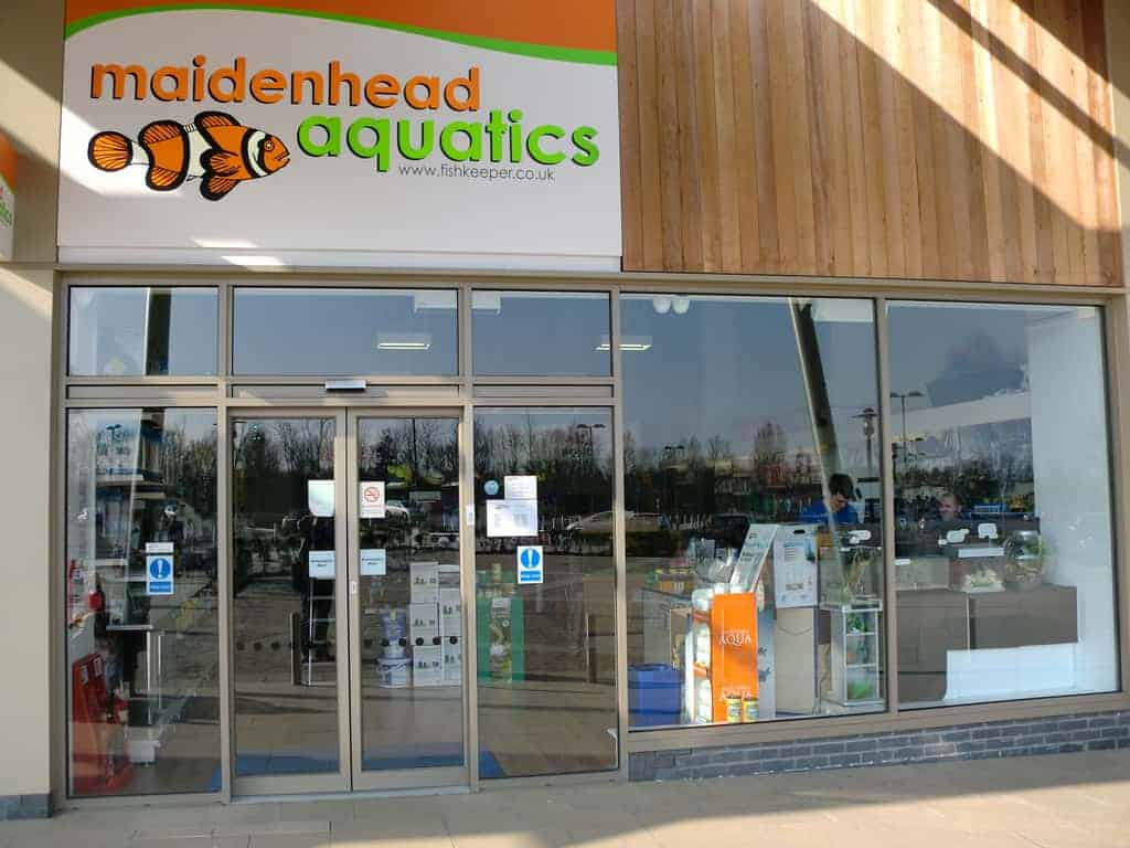 Aquatics shop