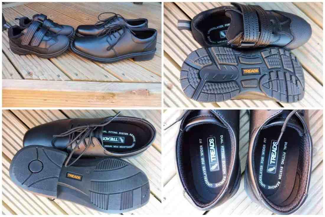 Treads Shoes