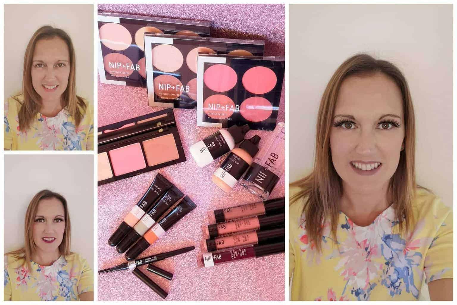 NIP+FAB makeup review