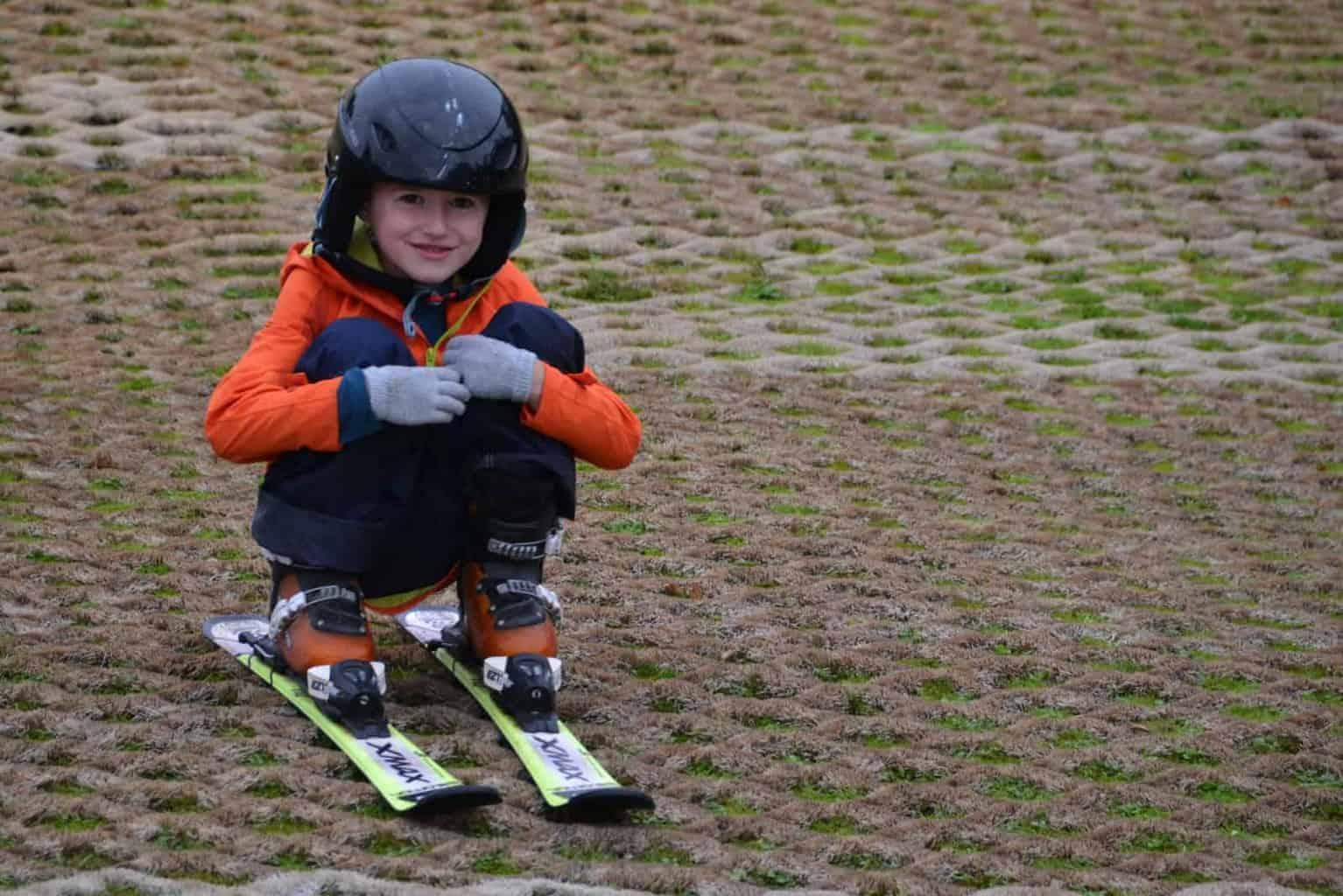 Kids Ski Party