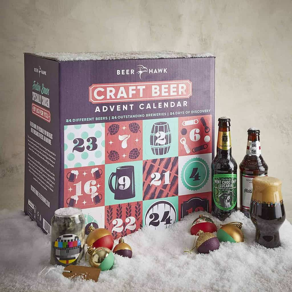 Beer Hawk Advent Calendar