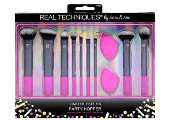 Half Price Real Techniques Party Hopper Brush Set