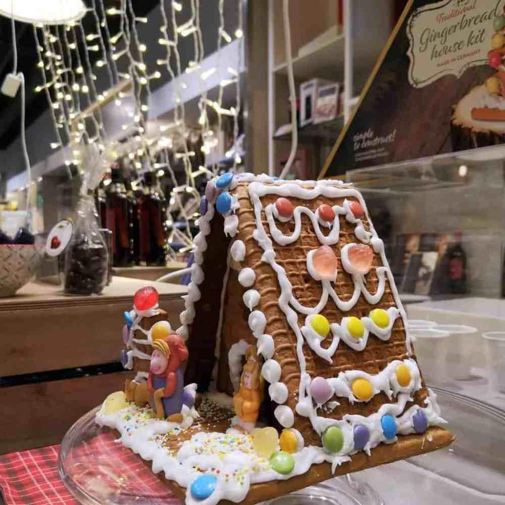 Lakeland Gingerbread House Kit