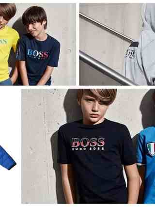 Boy's Hugo Boss t-shirt
