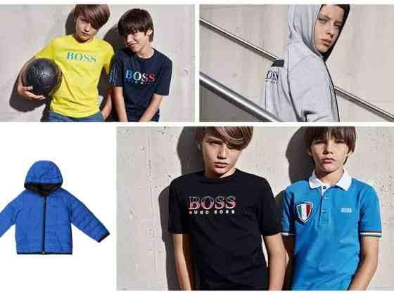 Boy's Hugo Boss t-shirt