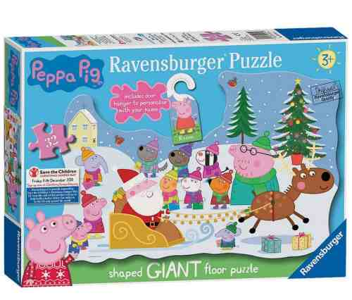 Peppa Pig Christmas Puzzle