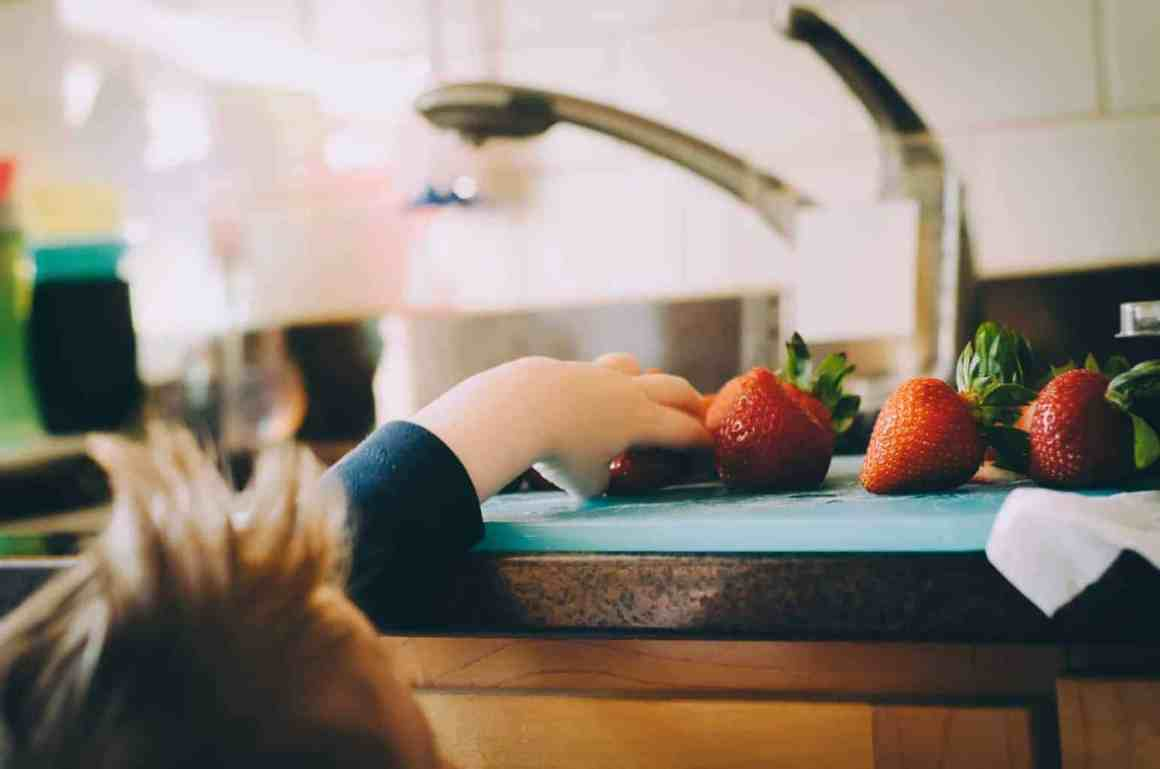 Inspire kids to cook