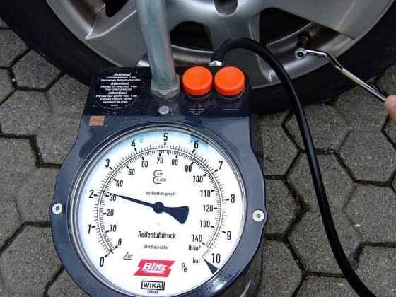 Tyre Pressure