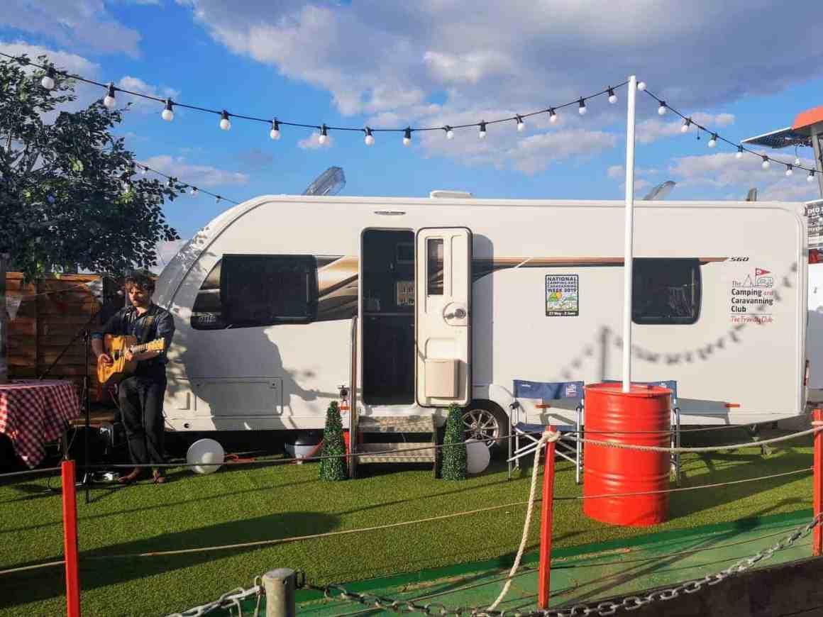 Eccles 560 Caravan