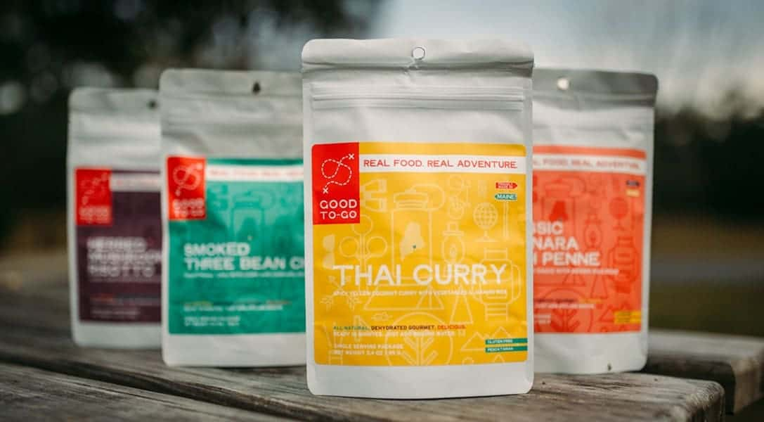 Dehydrated Camping Meals