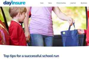 Tips for School Run Success