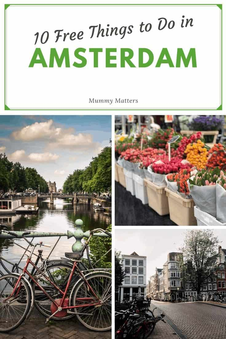 10 Free Things to Do in Amsterdam