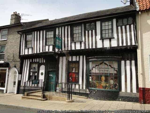 Ancient House, Thetford
