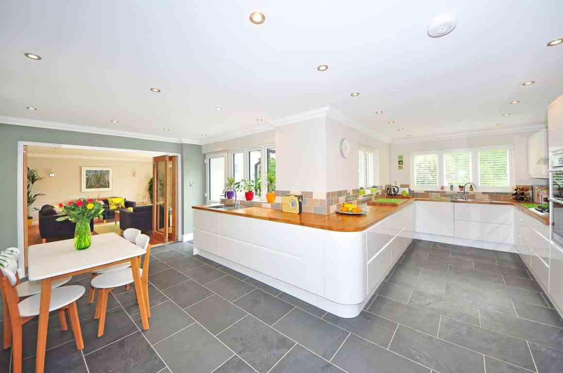 What Flooring Best Suits Your Kitchen?