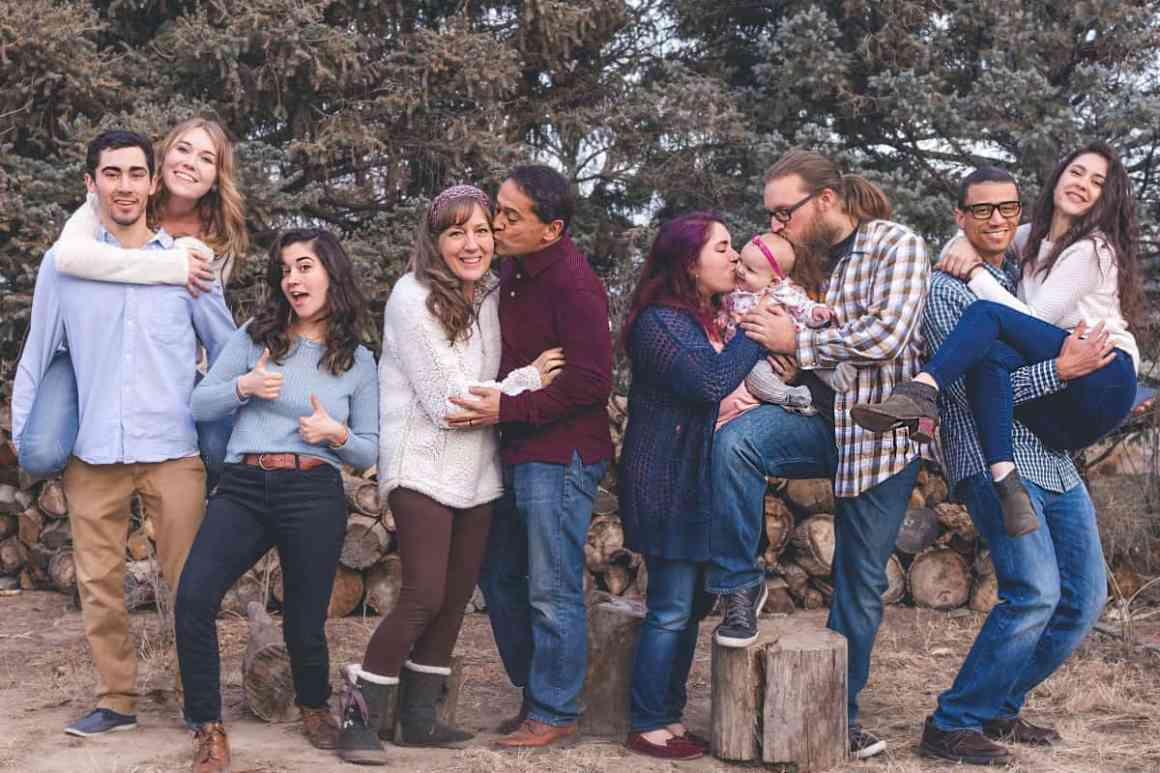 Bilingual family