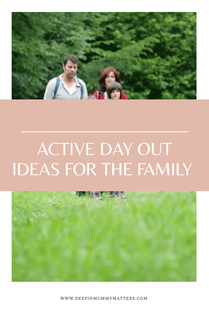 Active day out ideas for the family