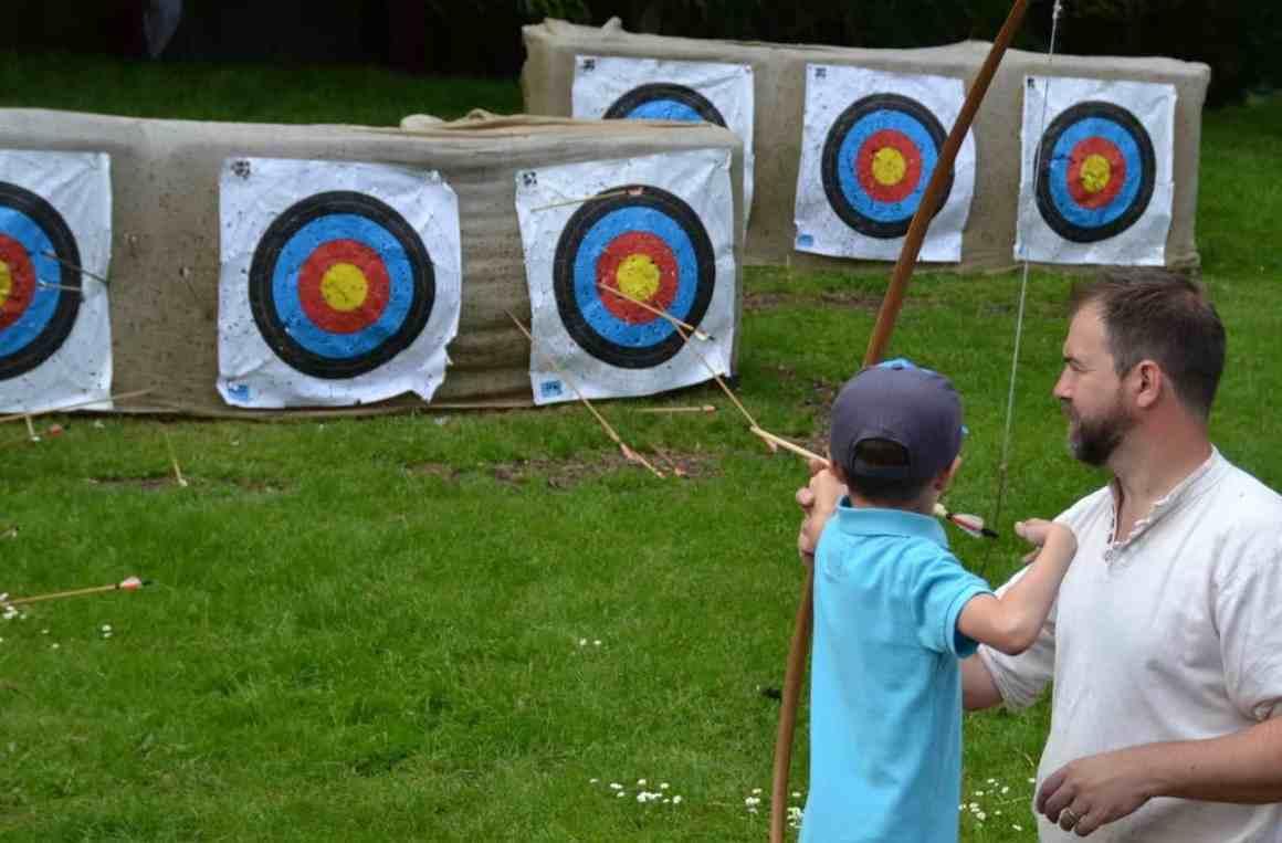 Archery as a family sport