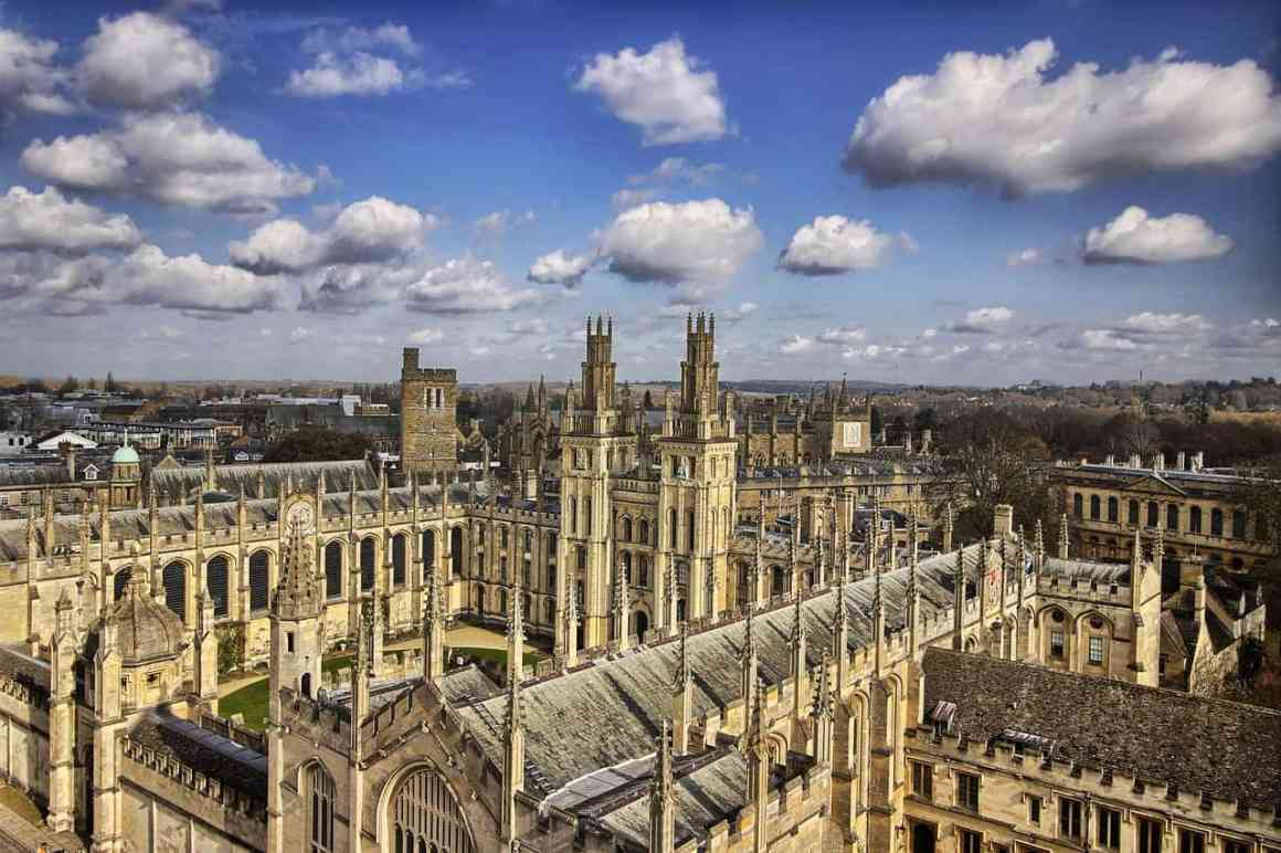 7 Things you didn't know about the University of Oxford