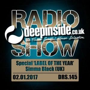 Deepinside Radio Show 145