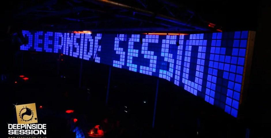 DEEPINSIDE SESSION live