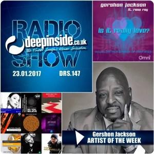 Deepinside Radio Show 147 Cover