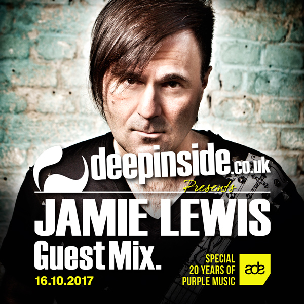 Jamie Lewis Guest Mix cover