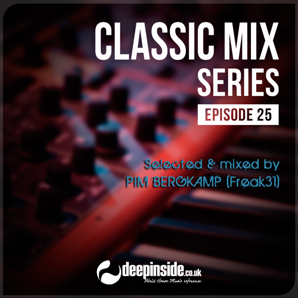 Classic Mix EP 25 cover