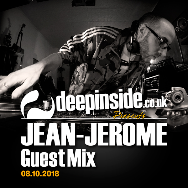 Jean-Jerome Guest Mix cover