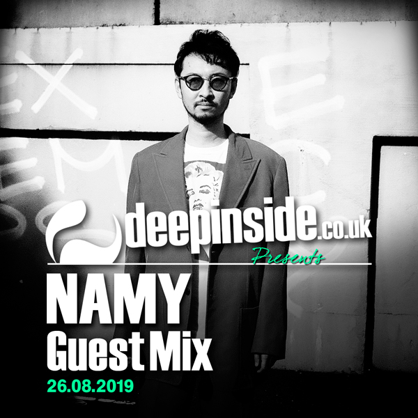 Namy Guest Mix cover