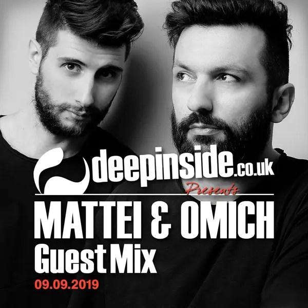 Mattei & Omich Mix cover