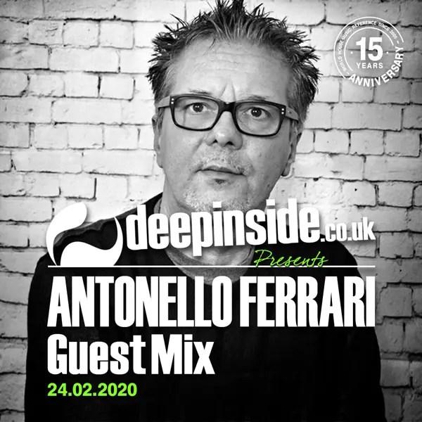 Antonello Ferrari Guest Mix cover
