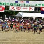 新野千石平ロードレース大会 中止