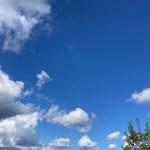 南信州新野高原 爽やかな風・雲 敬老の日の家族ランチ