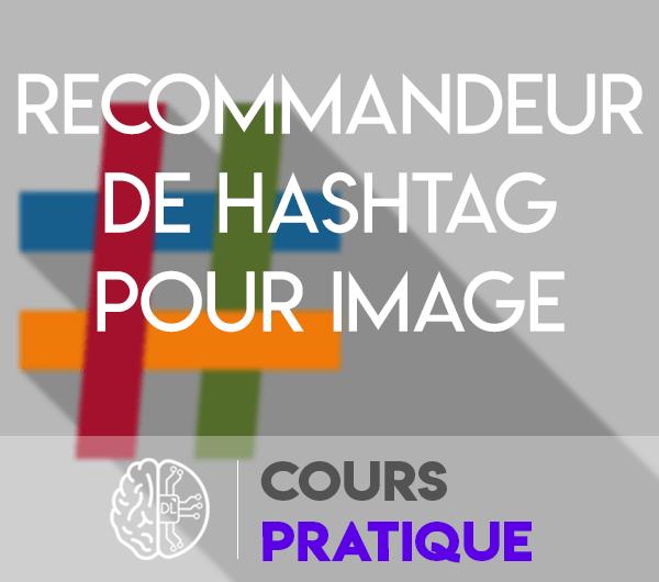 recommandeur hashtag image