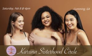 Karuna Sisterhood Circle Atlanta GA