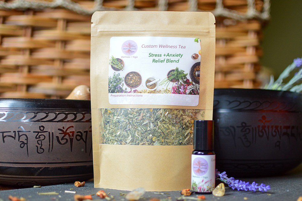 small business in atlanta makes herbal teas and essential oils