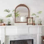 Diy Spring Terrarium Mantle Deeplysouthernhome