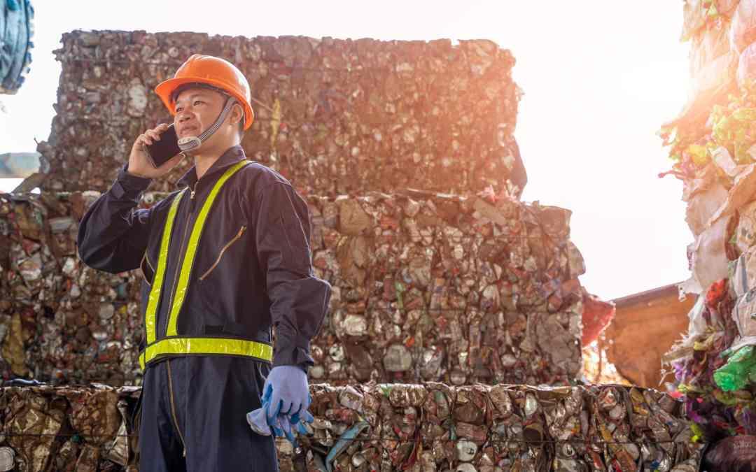 Revaloriser nos déchets grâce à l'Intelligence Artificielle