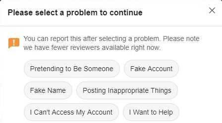 طرق لاسترجاع حسابك على فيس بوك