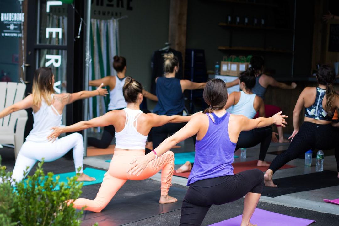 yoga gym benefits