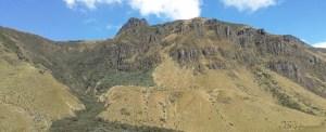 Ecuadorian Mountain