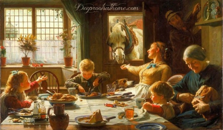 Family Mealtime: Lost Ingredient For Civilizing Children