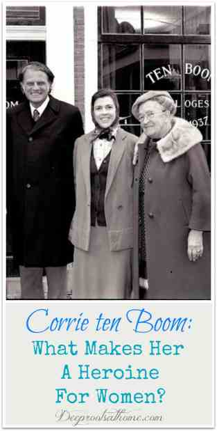Corrie ten Boom: What Makes Her A Heroine For Women, hiding place, secret room, heroes for women, faith, persecution, Clock Shop, Haarlem, Holland, Corrie ten Boom's House, Museum, Corrie ten Boom living room, parlor, Haarlem, Netherlands, hiding Jews, Beje, Billy Graham, ten Boom Museum