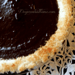 Totally Easy Show-Off Coconut Crust Chocolate Pie NO text