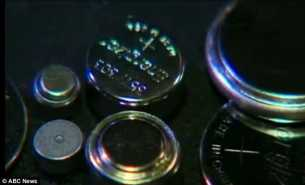 A Little Disc-Like Button Battery Can Kill Your Child, caution, household, homemaking, alert parents, danger, lithium batteries, fatal ingestion, SafeKids.org, Emmett's Fight foundation, Rauch Family, Emmett, accidental swallowing, prevention, keep batteries out of children's reach, safeguard kids, emergency, mini remote controls, small calculators, watches, key fobs, flameless candles, electronics, severe burns, preventable accident in children, toddler, babies, alert, pediatrics, emergency room, musical greeting cards, x-ray, button battery in child's throat
