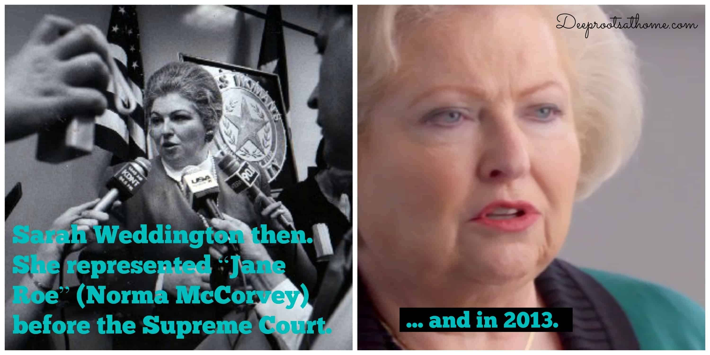 The Woman Behind Roe vs. Wade (and what I didn't know), Norma McCorvey, Justice Harry Blackmun, Sarah Weddington, Linda Coffee, adoption attorney Henry McCluskey, overturning case, Supreme Court, 1973, abortion on demand, Texas, Jack Ruby, Lee Harvey Oswald, Gospel Coalition, Justin Taylor, termination of pregnancy, first do no harm, Doe v. Bolton, abortion clinic, Emily Mackey, conversion, pro-life, pro-abortion, right to life movement, Republican-appointed Justices, Henry B. Wade, Dallas DA, 'legal' child killing, sexuality, purpose of life, pseudonym, quote, Dr. Horatio R. Storer, Jane Roe
