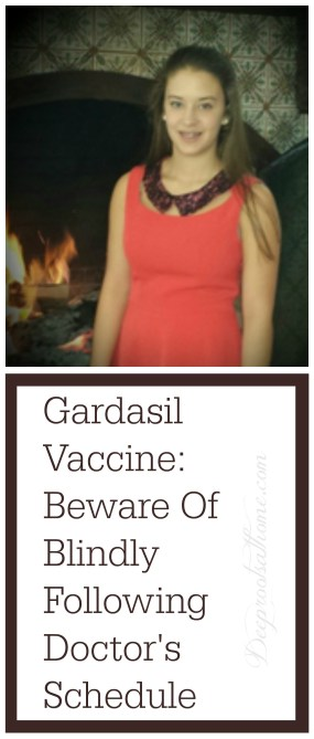 Gardasil Vaccine : Beware Of Blindly Following Doctor's Schedule, Gardasil vaccine, truth, Kim Robinson, Katie Robinson, HPV, human papillomavirus, health dangers, health, pediatricians, vaccination schedule, disclosure, consent, parental rights, informed, HIV, fatigue, headaches, symptoms, illness, migraines, joint pain, ELISA test, Western Blot test, Lyme disease, visual disturbances, bug crawling sensation, brain fog, fainting, dizziness, sore throat, heart palpitations, Bartonella, co-infection, stretch marks, Mycoplasma Pneumonia infection, immune system shut down, ear pain, LLMD, Lyme Literate Medical Doctor, acquired autoimmune disease, chronic illness, vaccination, vaccine activates latent infections and viruses, Epstein-Barr, injury, out-of-pocket, regret, research,